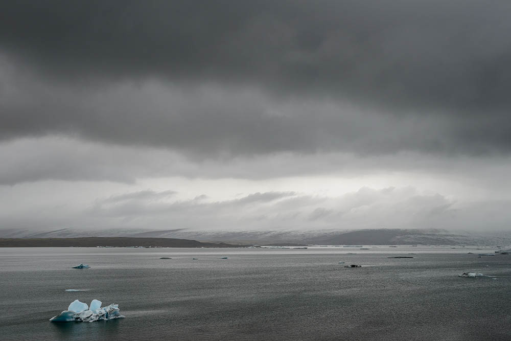 039.3. Istrate Stefan. Singurătate rece (Jokulsarlon, Islanda)