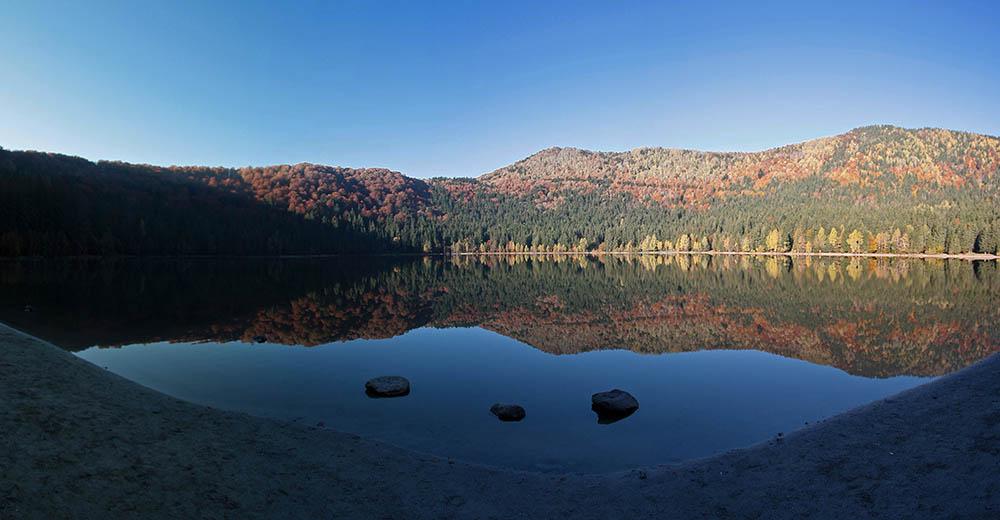 065.3. Turcza Hunor. Lacul Sfanta Ana (jud. Hargita)