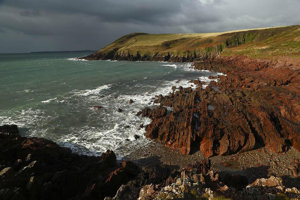 069.3. Munteanu Catalin. Terraformation (Pembroke Coast, Țara Galilor)
