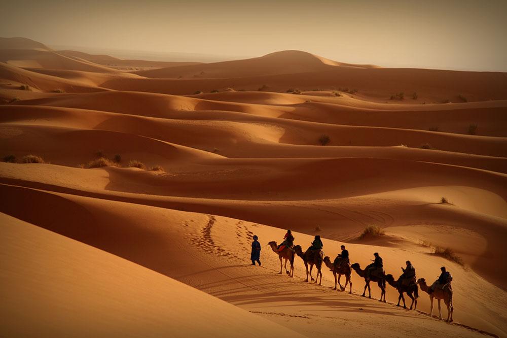 2010 – Fotoreportaj – Premiul 2 – Cristina Țintă-Vass – Lumea deșertului – 3