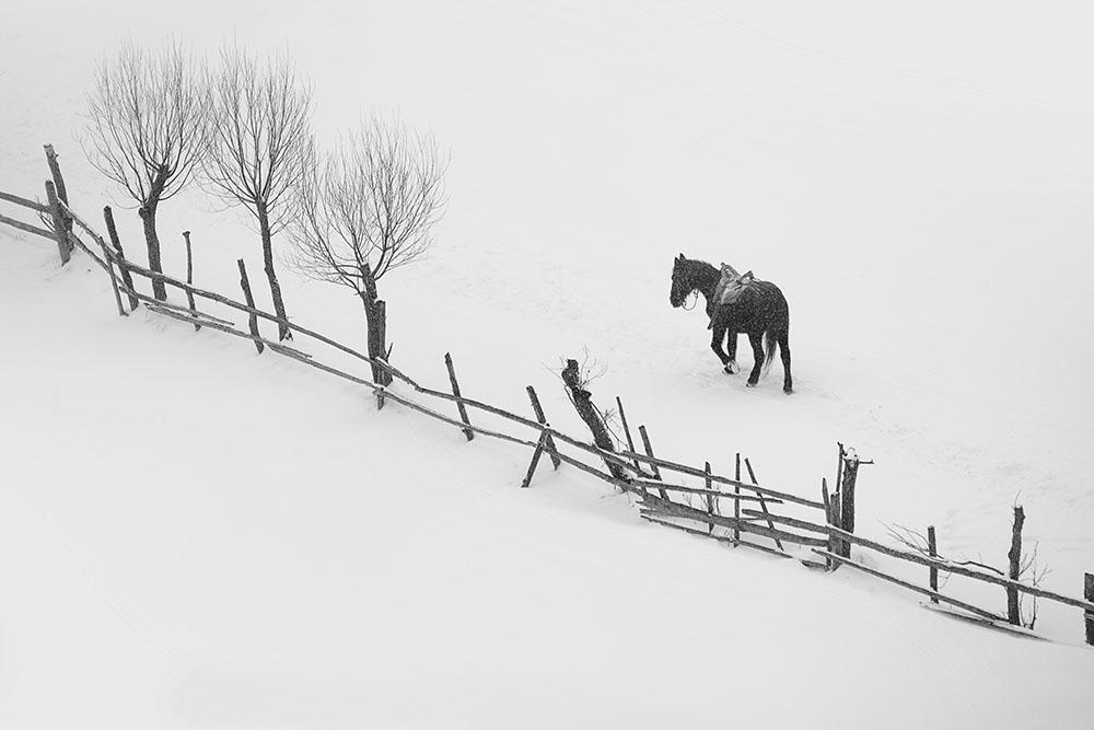 2013 – Fotoreportaj – Premiul 1- Ionescu Cosmin Nicuşor – Satul românesc de munte – 1