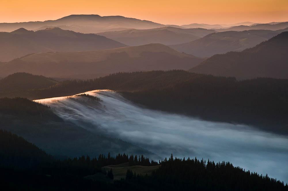 2014 – Peisaj – Mentiune – Untu Sorin – Fluviul (Munții Rarău)