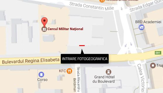 Intrare Fotogeografica
