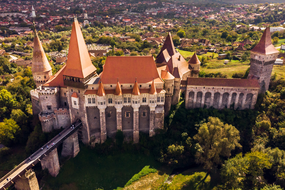 125.1. Balău Andrei. Castelul Corvinilor (Hunedoara)