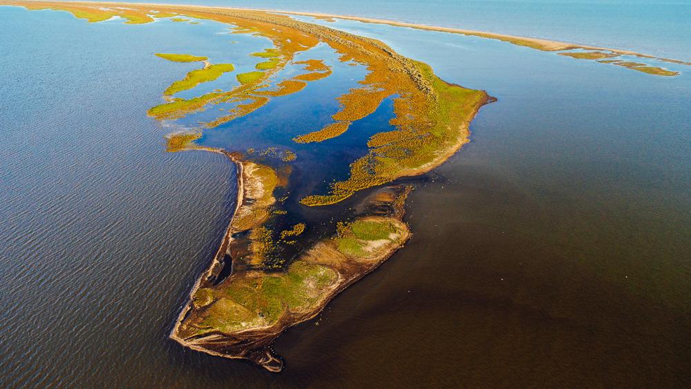 186.2. Asaftei Dragos. Cel mai nou pamant european – Insula Sacalin (Insula Sacalin, Delta Dunarii)