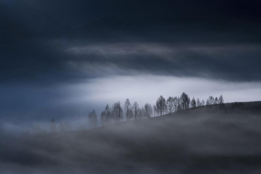 Premiul II. Secțiunea peisaj natural. Mîrlea Daniel. Neguros (Munții Apuseni)